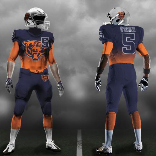 Bears Football-Uniform